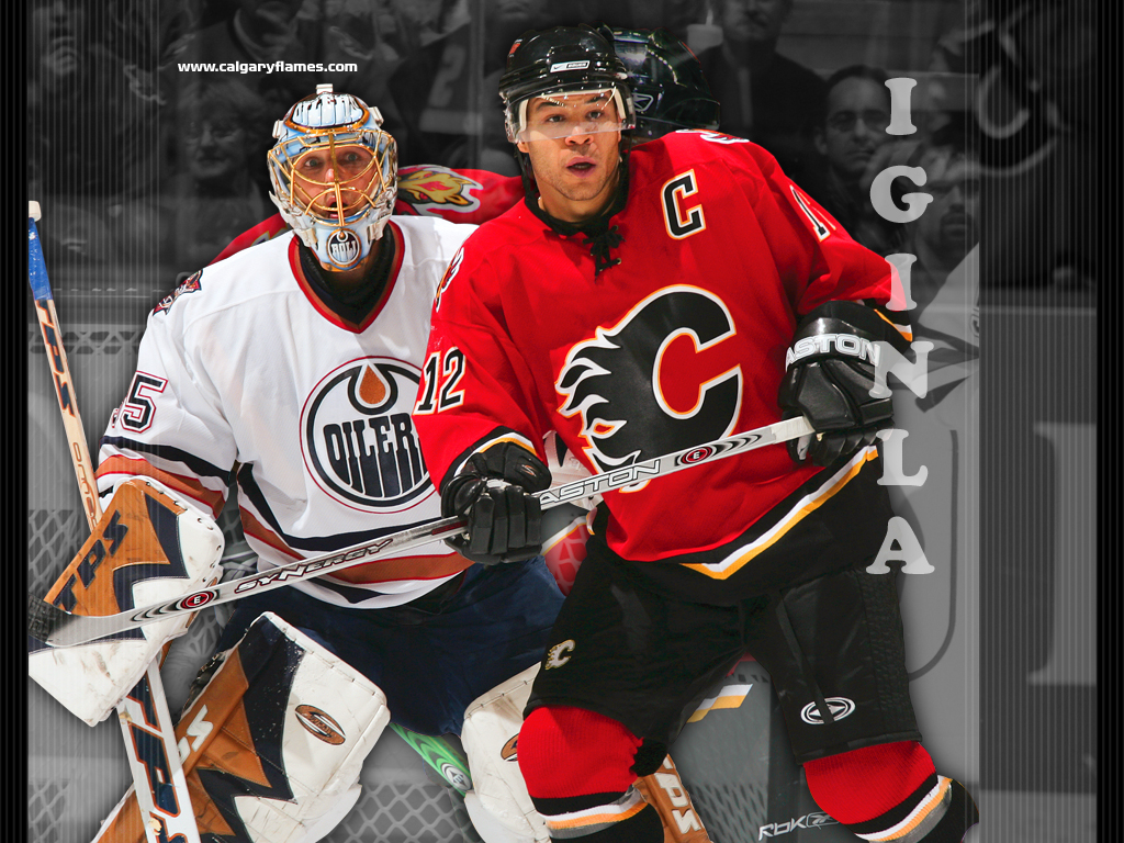 httpwwwpicstopincom1024calgary flames iginla nhl wallpapers 1024x768