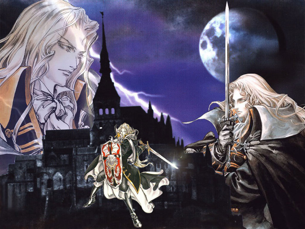 Free Download Castlevania Symphony Of The Night Wallpaper