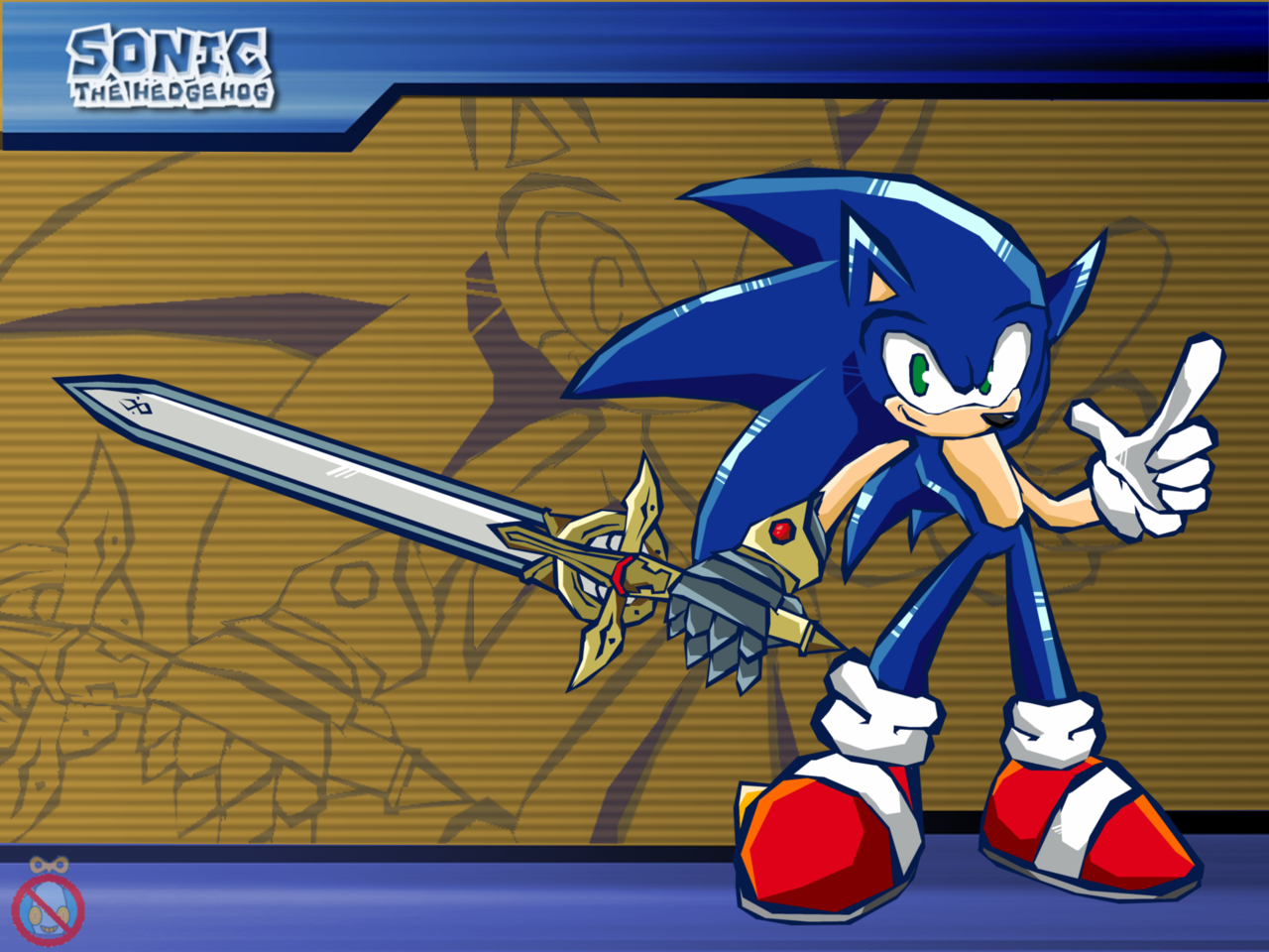 Free Download Cm Sonic And The Black Knight Sonic Battle By