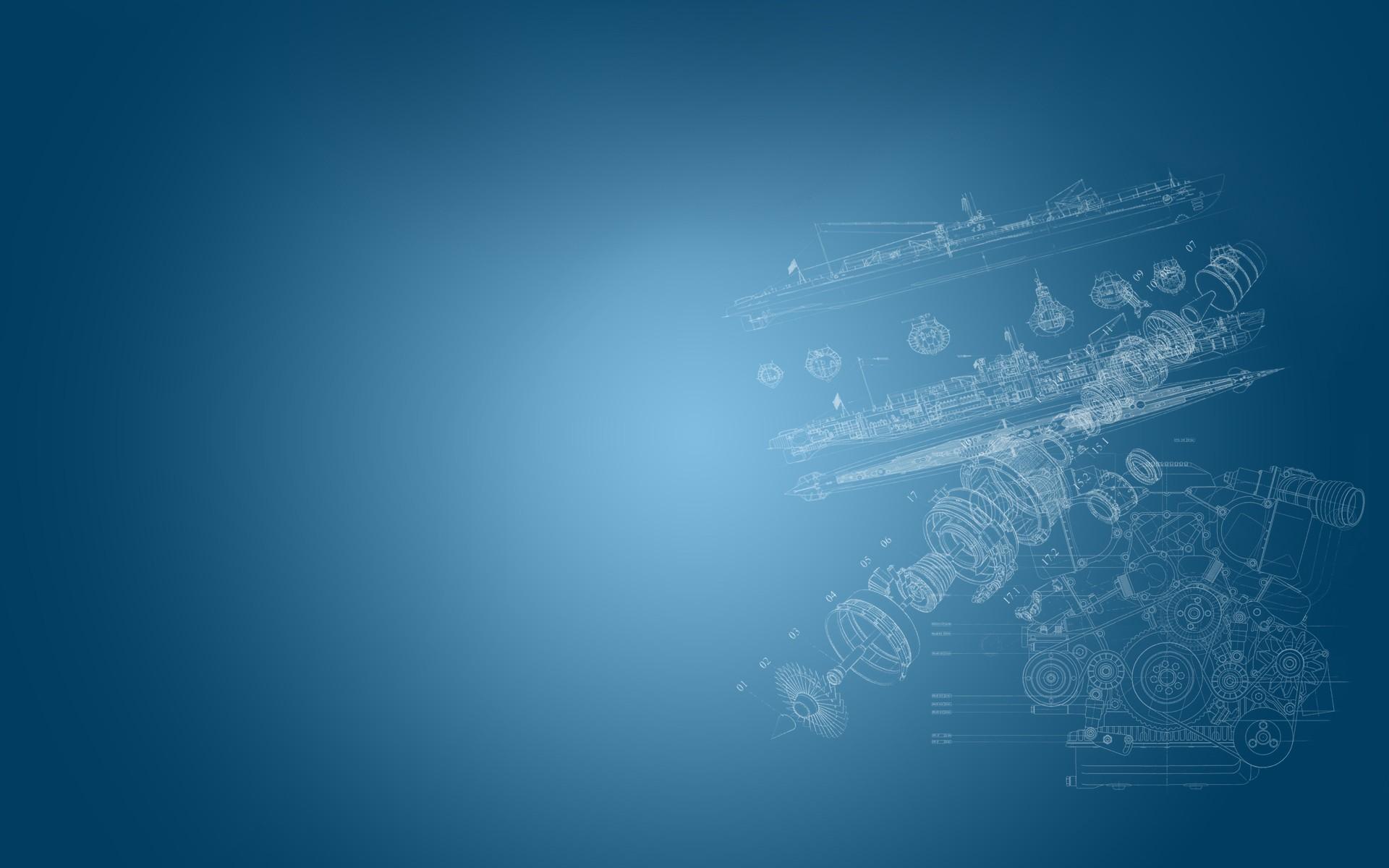 Engineering backgrounds 3 1920x1200