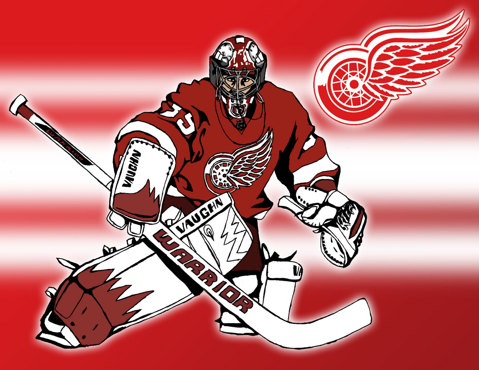 Jimmy Howard Wallpaper Jimmy howard 1600x1236