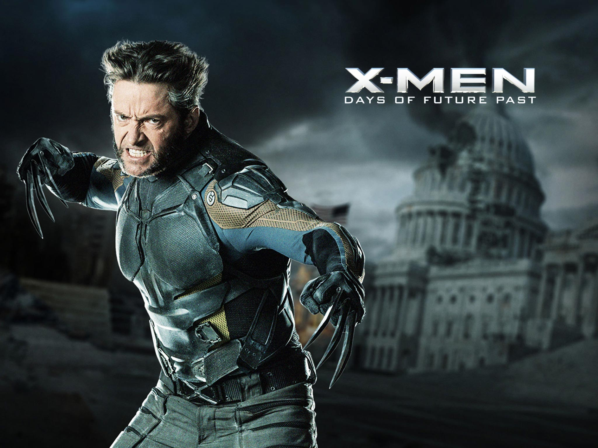 Men Days of Future Past Movie 2014 HD iPad iPhone Wallpapers 2048x1536