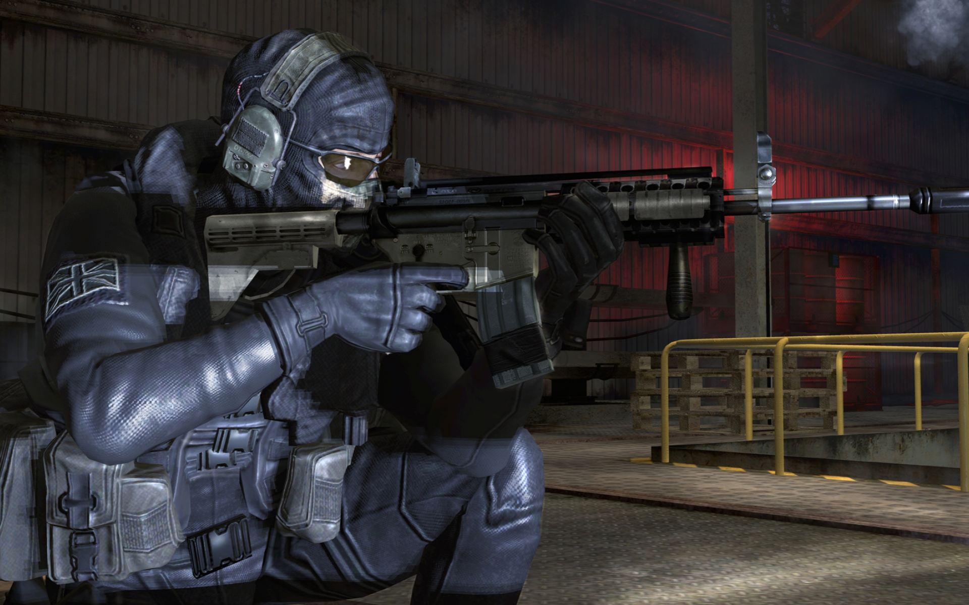 ghost unmaskedSimon Ghost Riley The Call of Duty Wiki Black Ops II 1920x1200