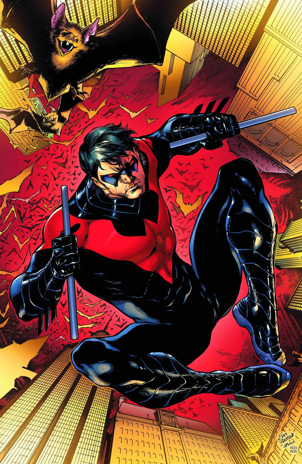 NEW 52 REVIEW Nightwing 1 Major Spoilers 1170x1800