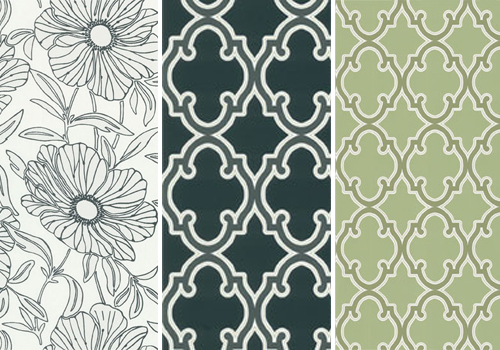 Easy Change Removable Wallpaper 500x350