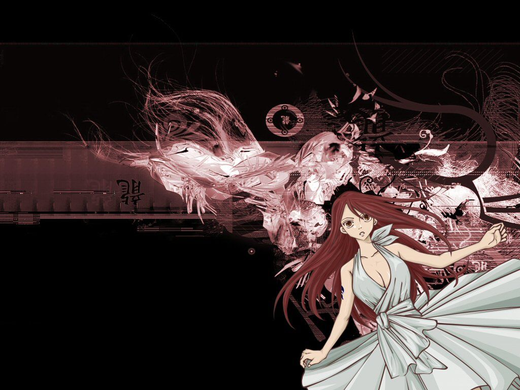 Showing Gallery For Erza Fairy Tail Wallpaper 1024x768