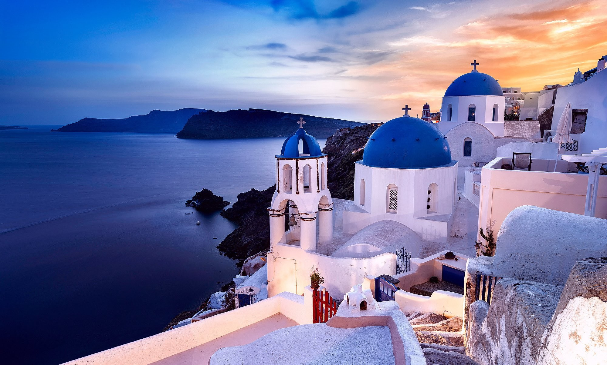 63 Greece Widescreen Wallpapers on WallpaperPlay 2000x1205