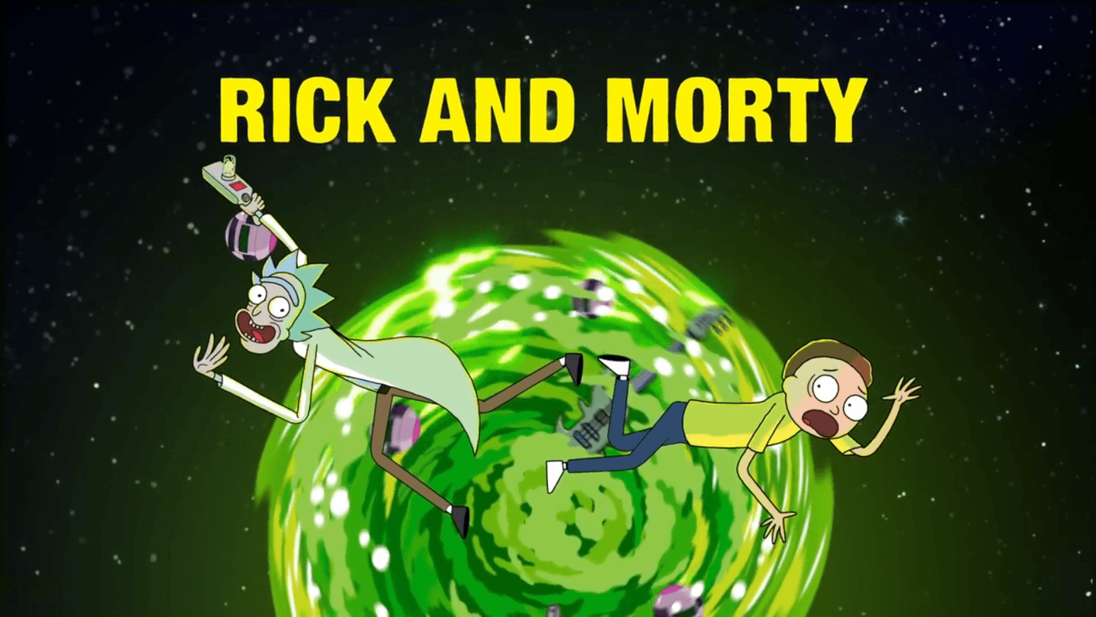 Rick And Morty Wallpapers 1600x900