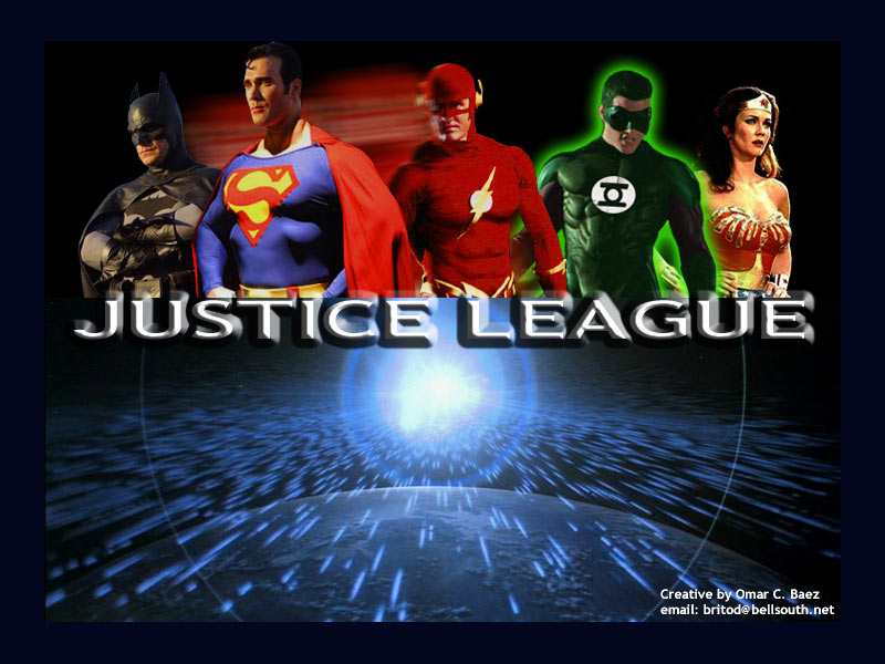 Justice League is an American animated television series about a team 800x600
