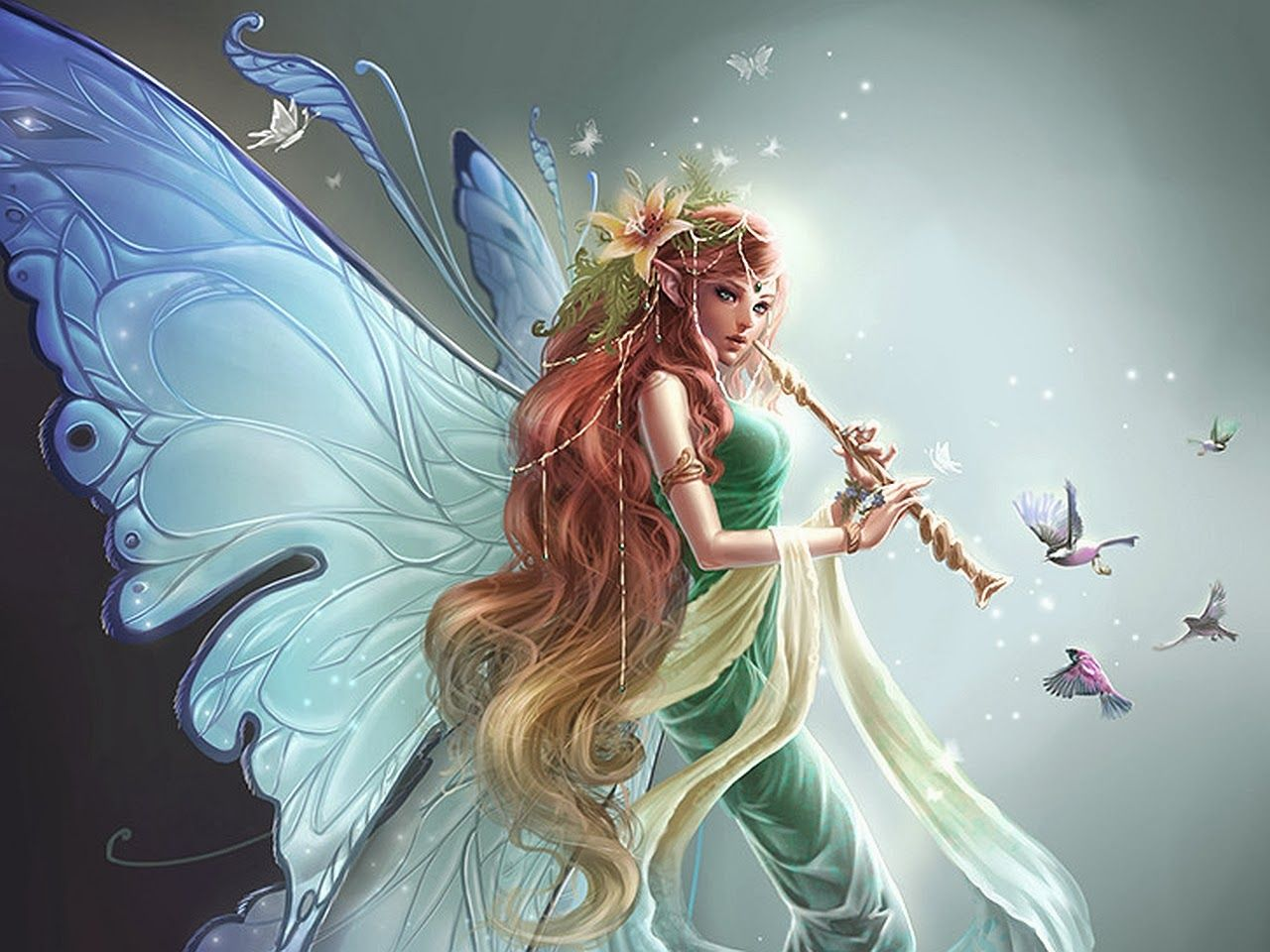 Beautiful Fantasy Fairy HD Wallpapers   Deep HD Wallpapers For You 1280x960