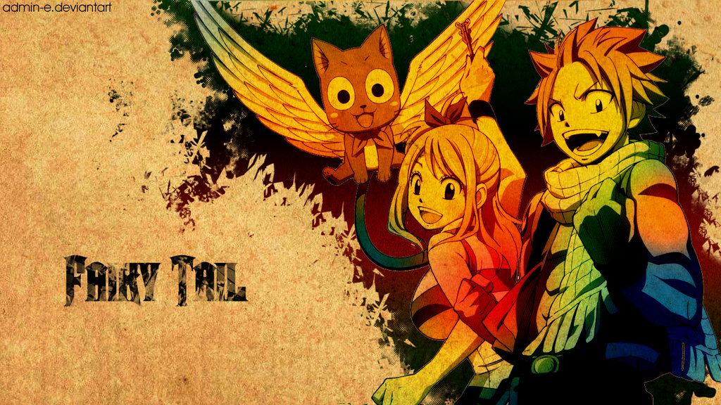 Awesome Fairy Tail Wallpaper