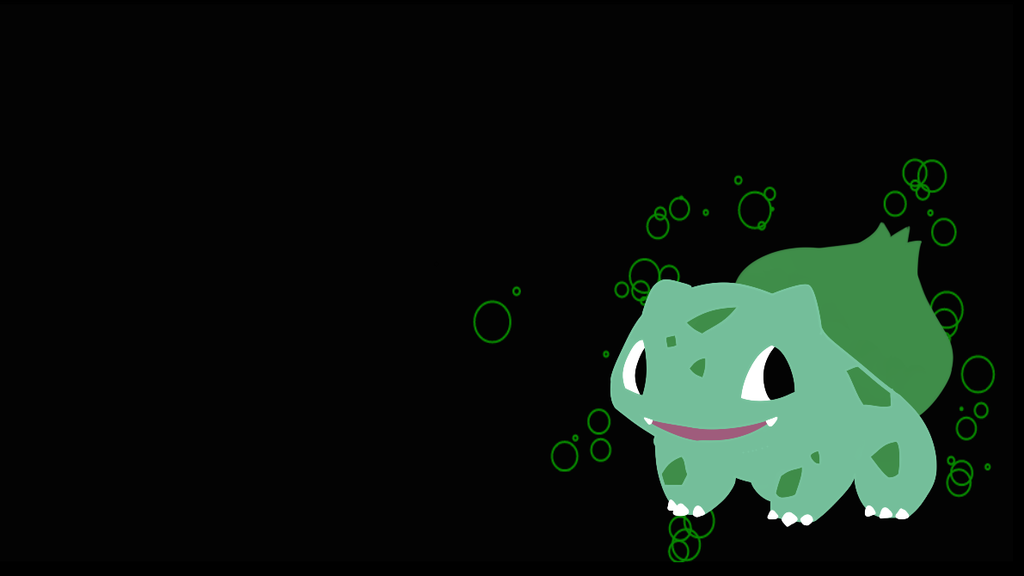 download Pokemon Wallpaper Bulbasaur by Flows Backgrounds 1024x576
