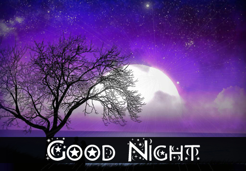 Free Download Good Night Wallpapers Facebook Fb Moon Cards