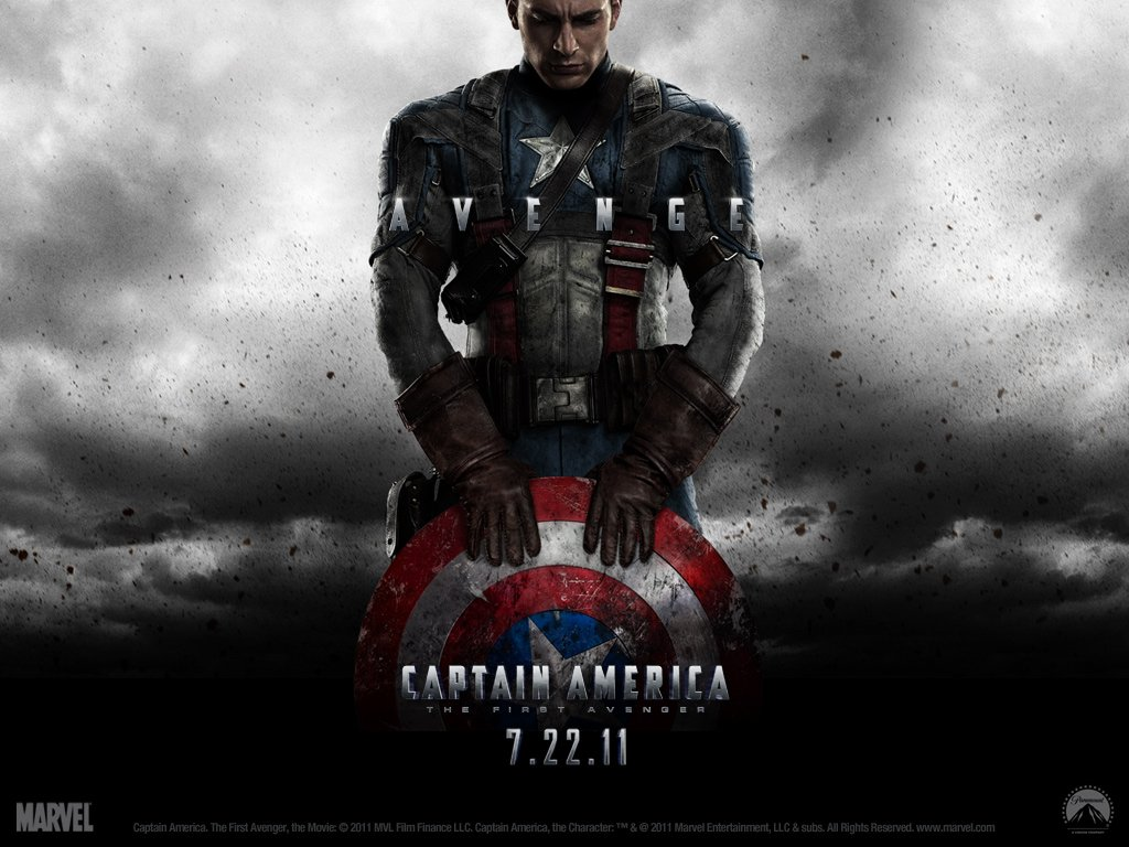 hd desktop wallpaper hd screensaver background captain america movie 1024x768