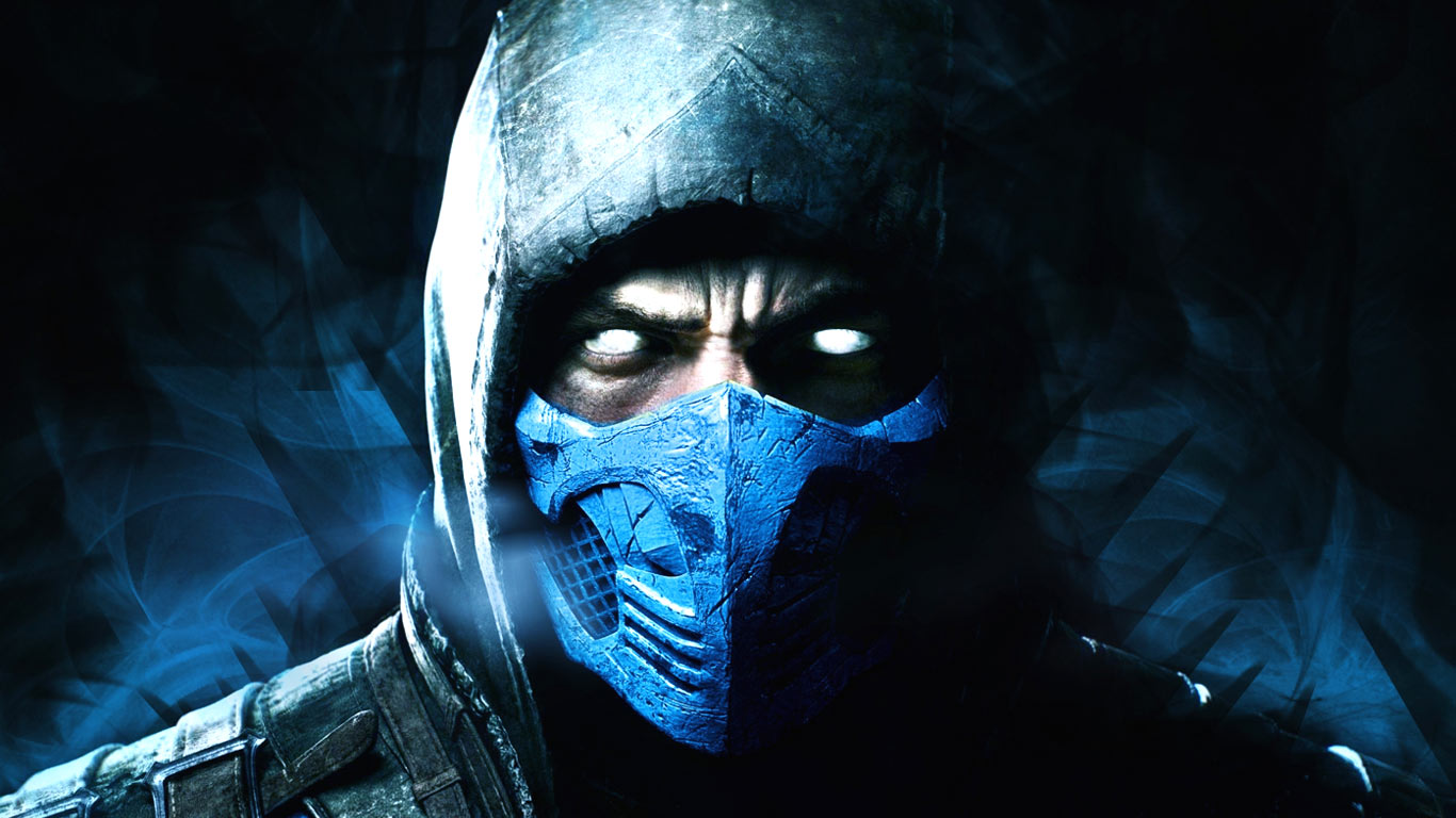 2015 By Stephen Comments Off on Mortal Kombat Sub Zero Wallpaper 1366x768
