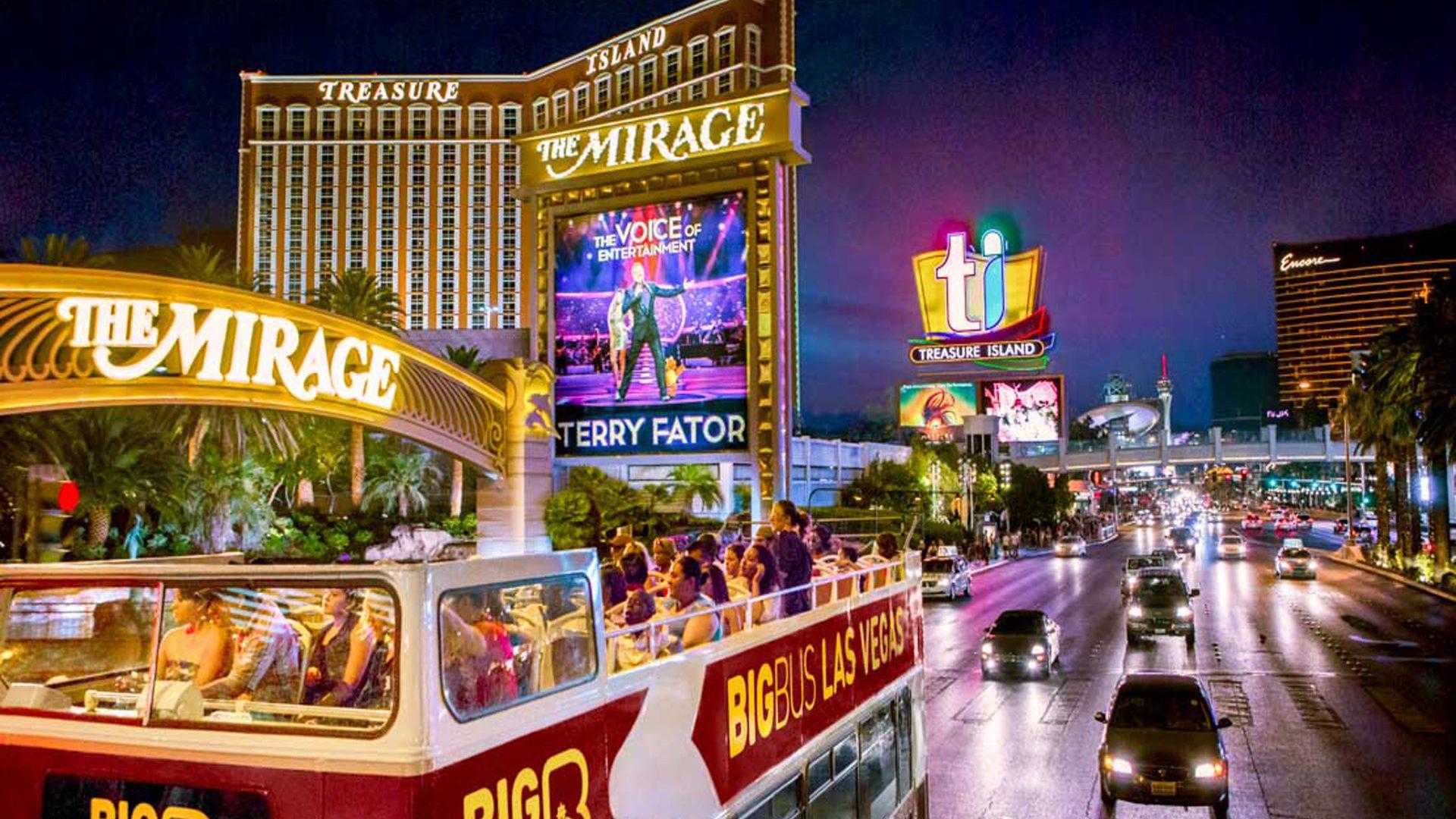 Treasure Island Ti Hotel Casino Las Vegas Strip Wallpaper Hd 1920x1080