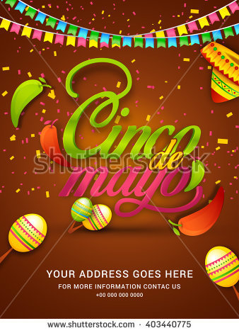 Mexican Fiesta Background Stock Images Royalty 338x470