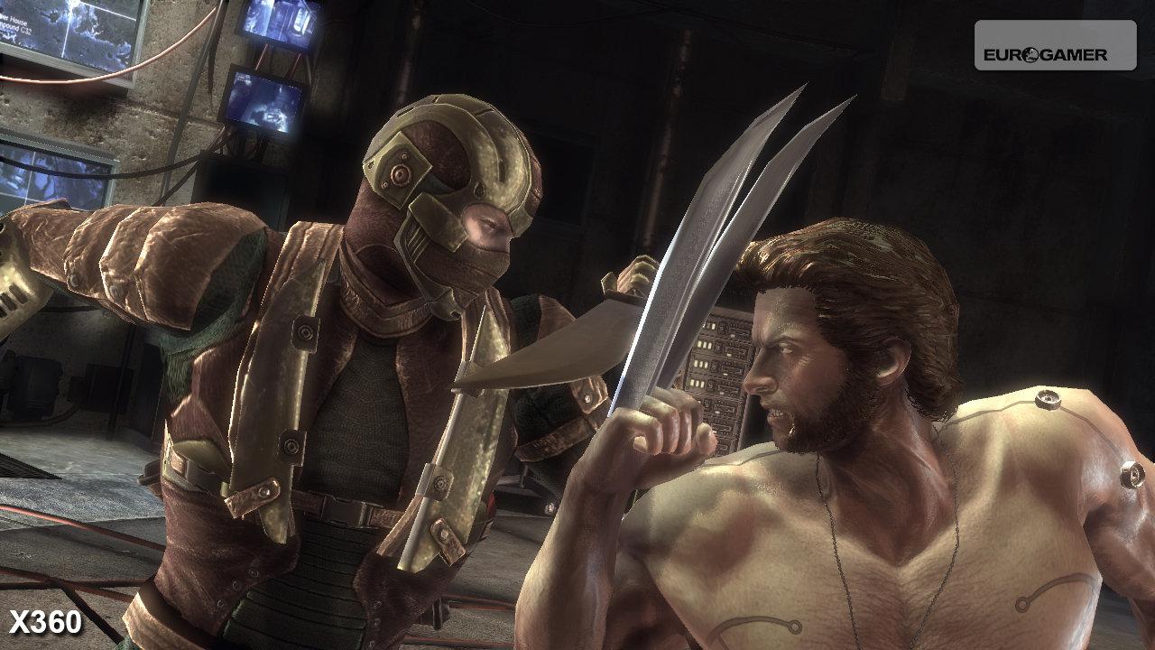 Men Origins Wolverine video game wallpapers Wallpaper 158 of 1280x720