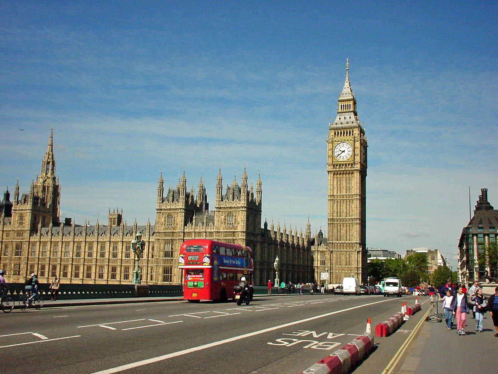 World Beautifull Places London City Good Wallpaper 1600x1200