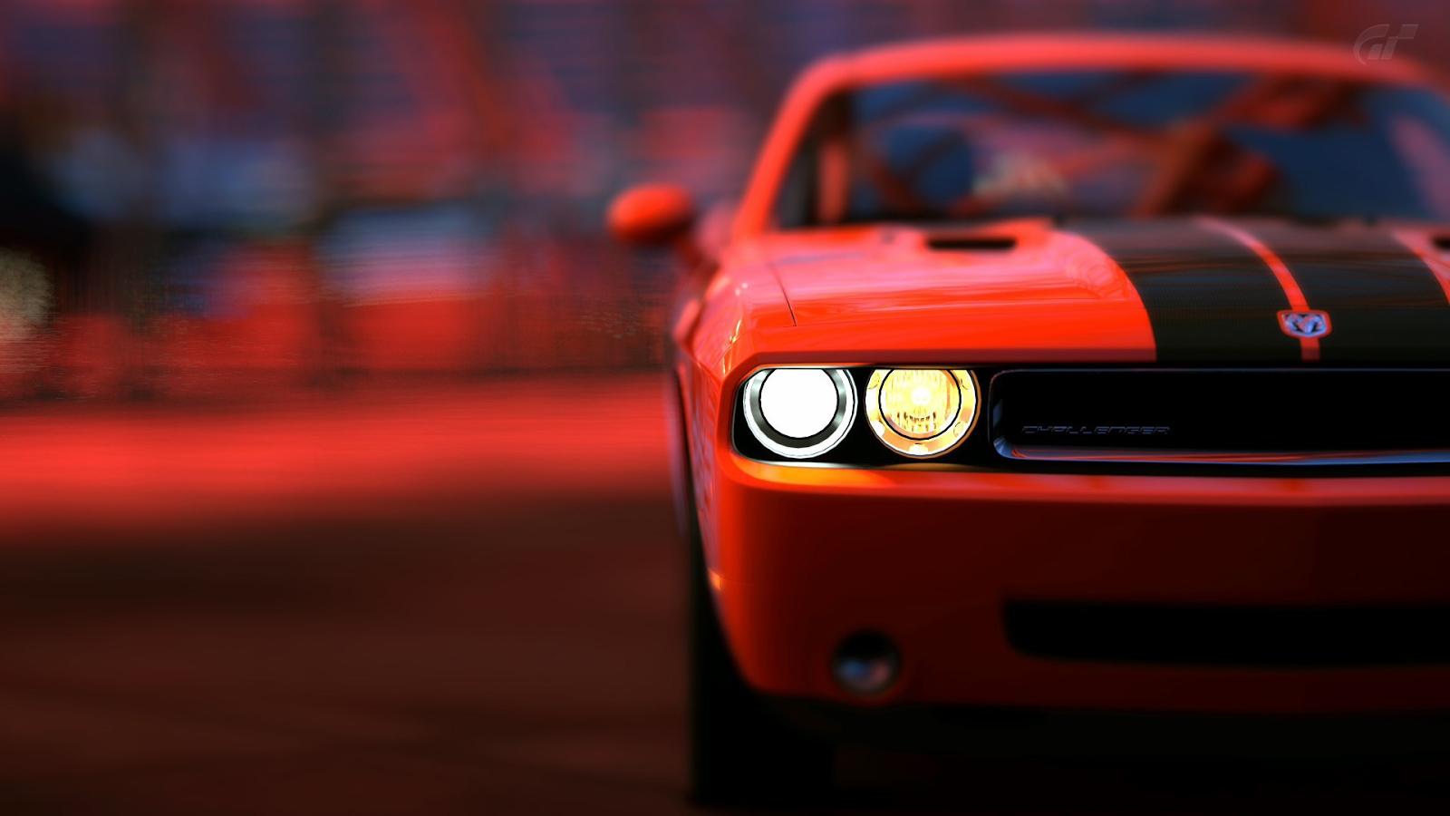 Dodge Challenger STR8 Car HD Desktop Wallpaper HD Desktop Wallpapers 1600x900