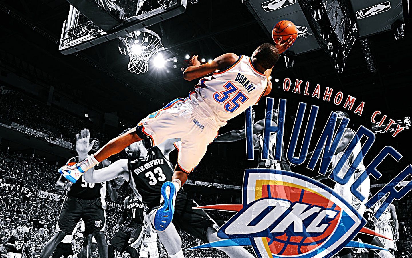 Kevin durant wallpaper   SF Wallpaper 1440x900