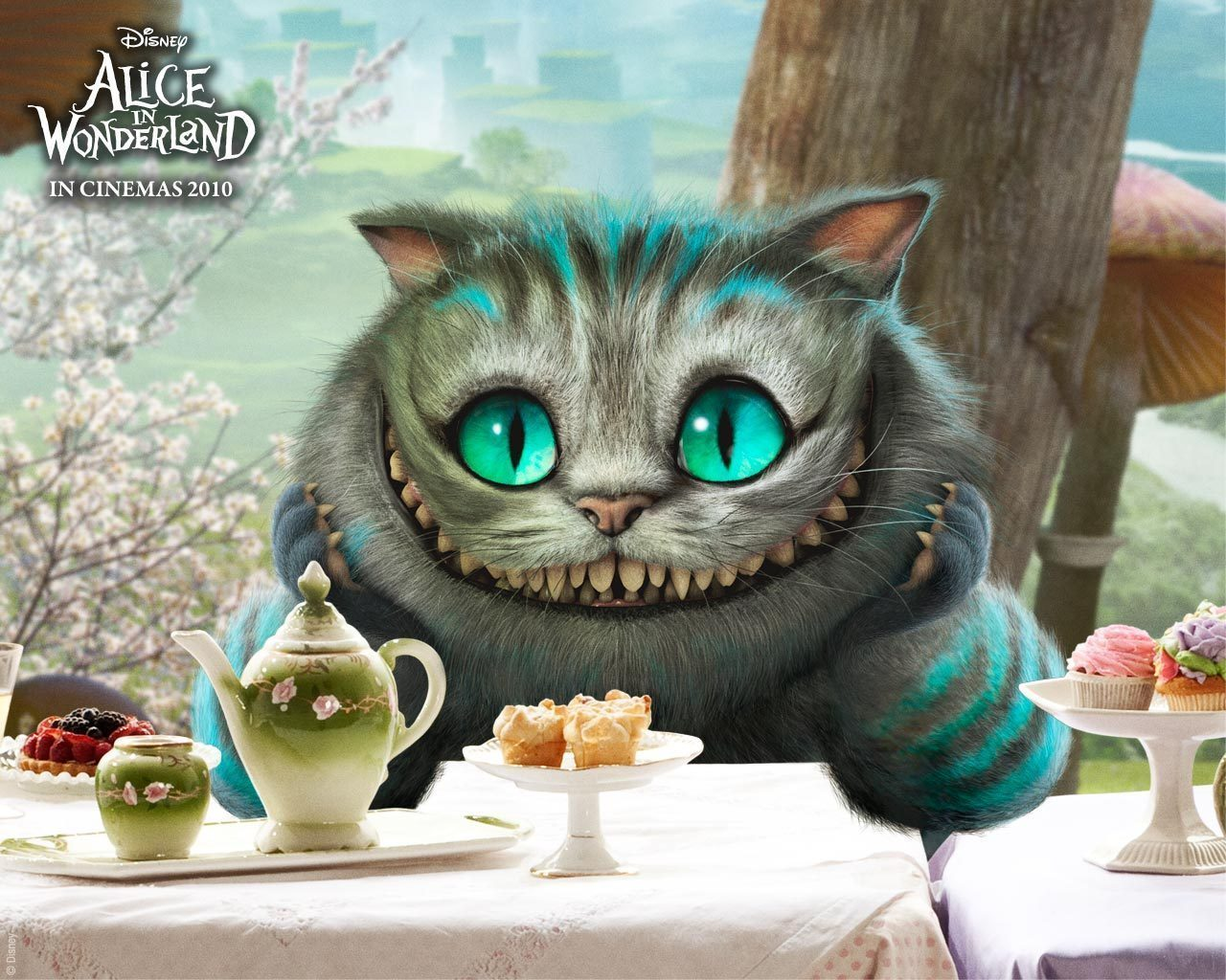 The Cheshire Cat images Cheshire cat HD wallpaper and background 1280x1024