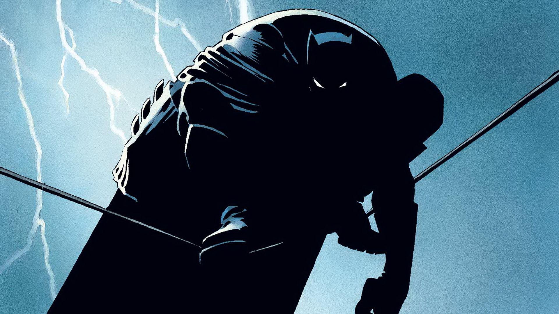 Free Download The Dark Knight Returns Good Material For Batman V