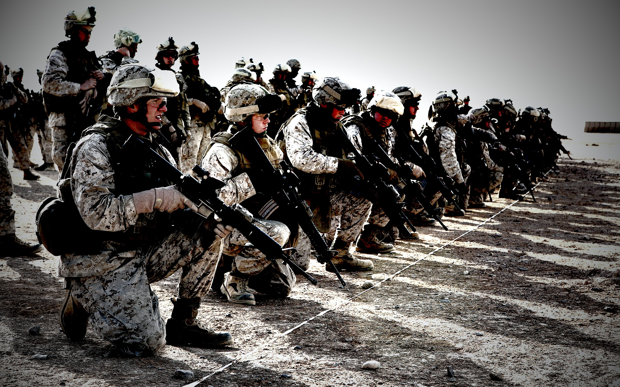 30 HD Army Wallpapers and Background Images For Download 2560x1600