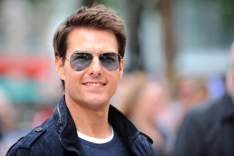 Tom Cruise Charming Smile wallpaper Wallpaper HD Celebrities 4K 3000x1996