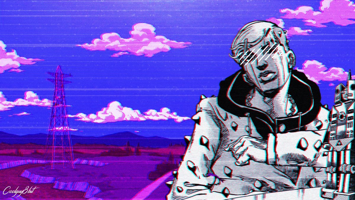 Mawrishi on Twitter New wallpaper Jojo Jobin Jojolion 1200x675