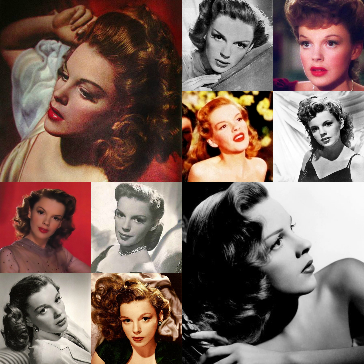 Judy Garland images Judy Garlands Beauty HD wallpaper and 1200x1200