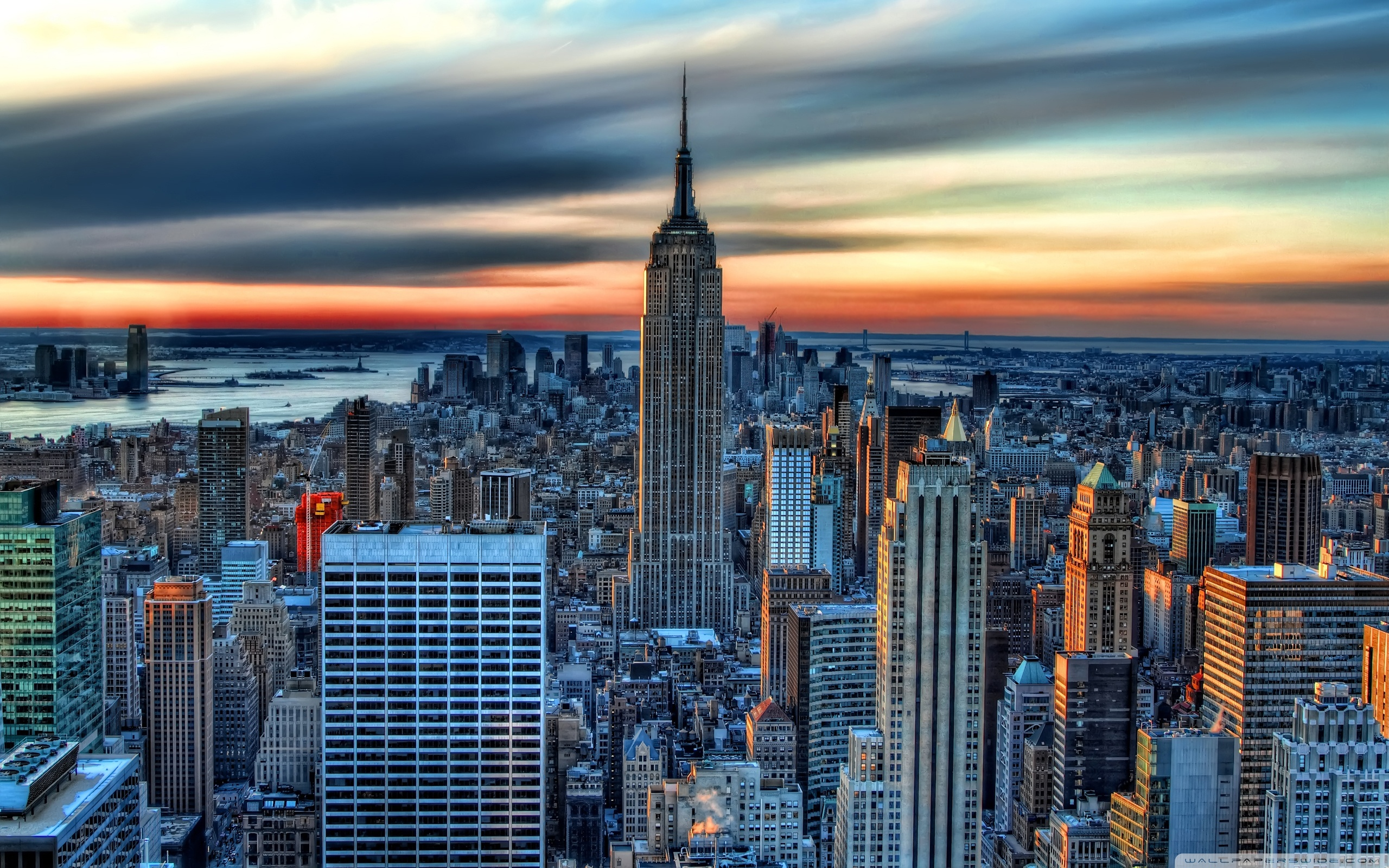 Free Download New York City Hdr 4k Hd Desktop Wallpaper For 4k Ultra Hd Tv 2560x1600 For Your Desktop Mobile Tablet Explore 23 Hd Nyc Wallpaper Hd Nyc Wallpaper