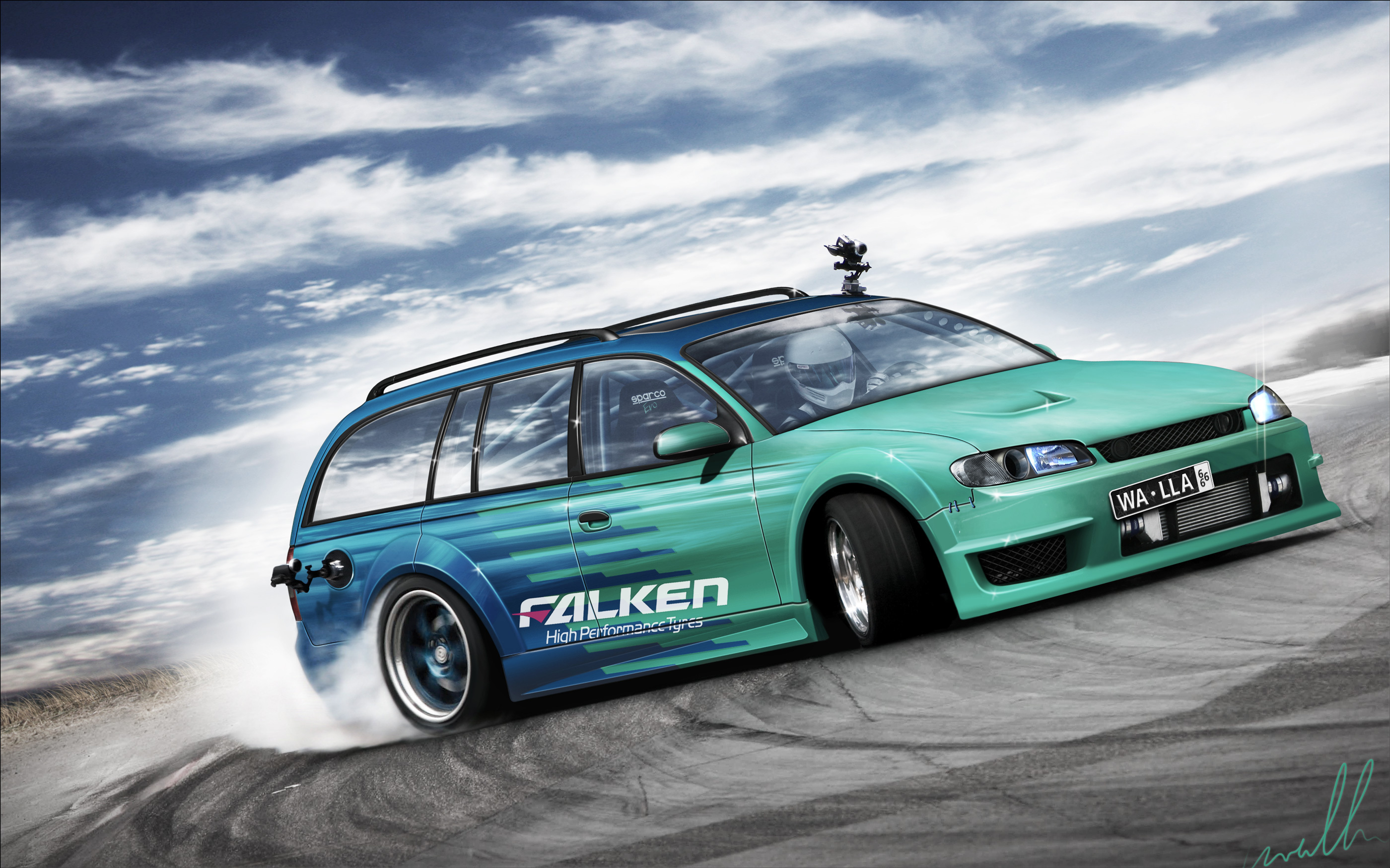 Vehicles   Drift Wallpaper 2800x1750