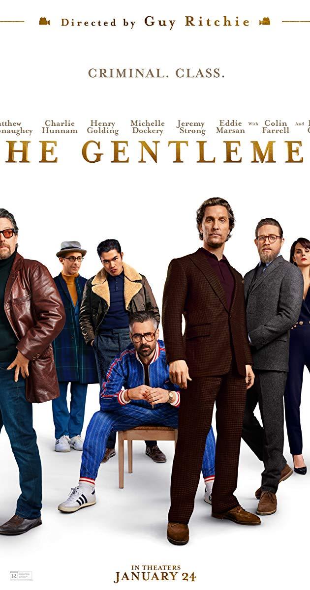 The Gentlemen 2019   IMDb 630x1200