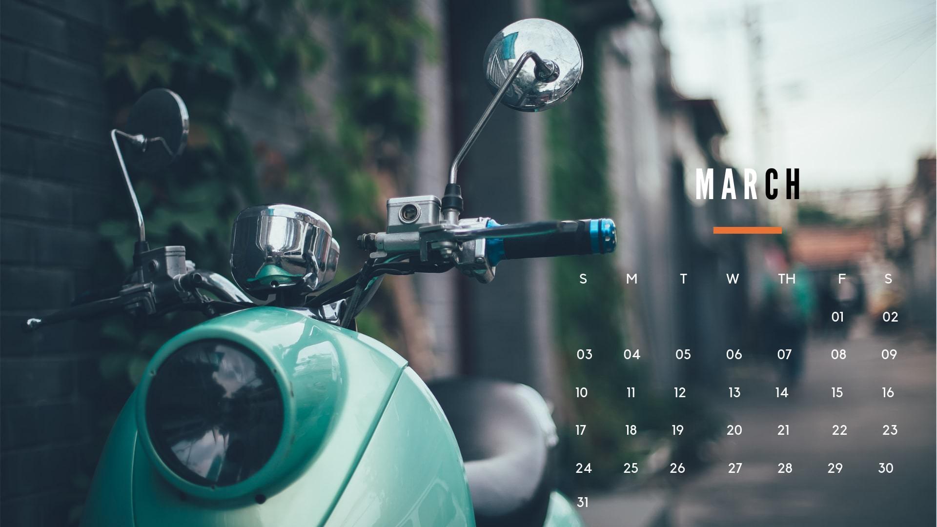 Widescreen March 2019 Calendar Wallpaper   Album on Imgur 1920x1080