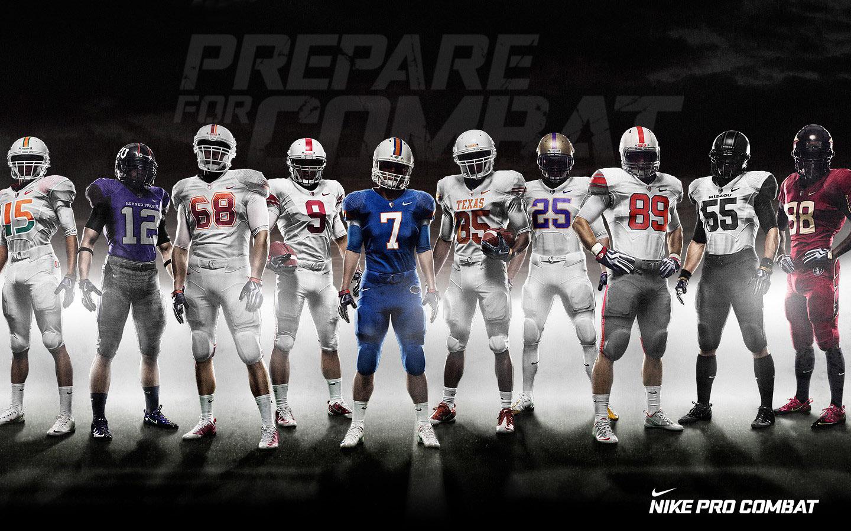 ... Pro Combat Team, NFL Football, Prepare For Combat 1440x900 WIDE NFL