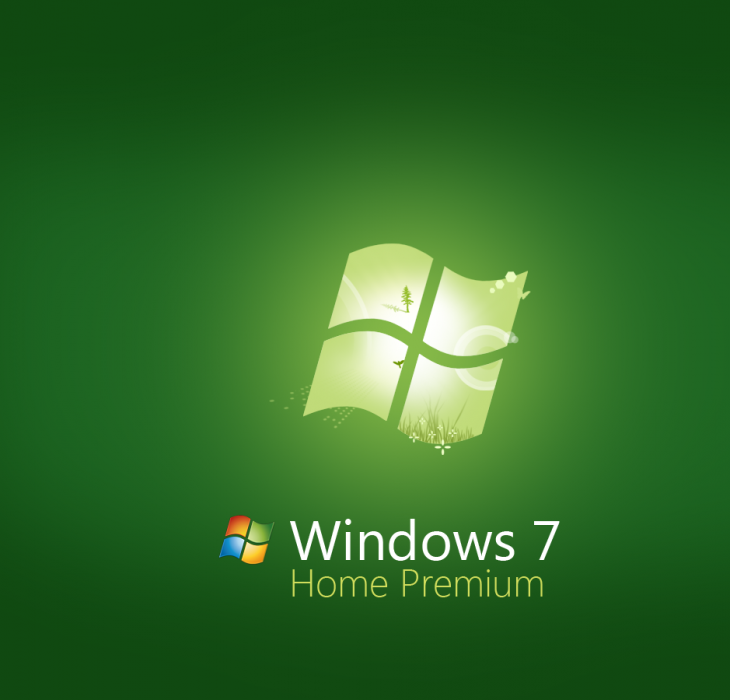 Desktop Wallpaper Vista: Windows 7 Home Premium Wallpaper
