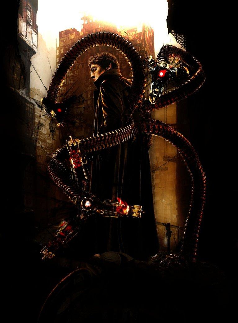 Doctor Octopus Wallpaper 767x1041