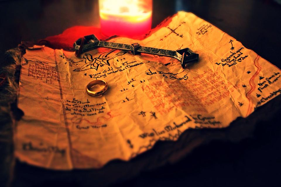 Lonely Mountain Map Wallpaper The hobbit map key of erebor 960x640