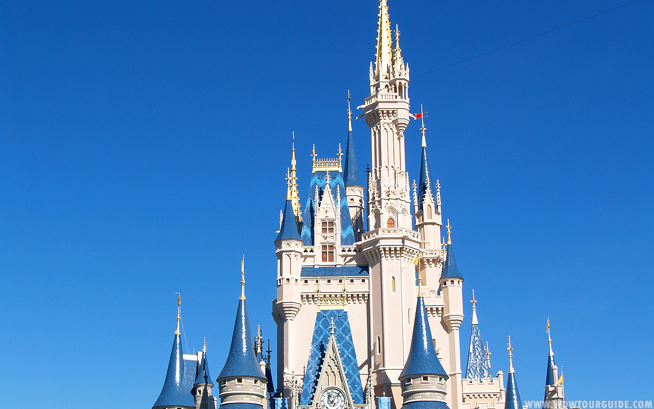 Disney Castle Wallpapers Wallpapersafari