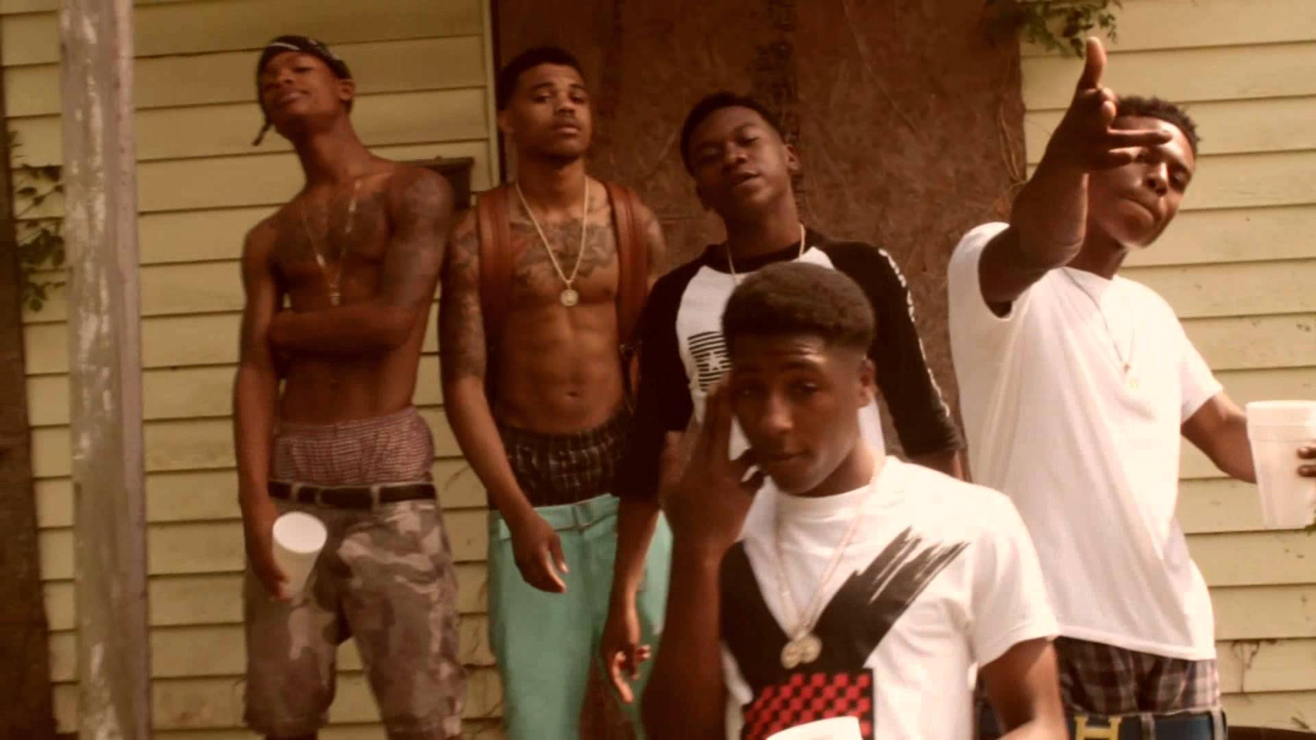 NBA YoungBoy  NBA Official Video 1920x1080