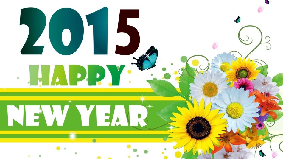Happy New Year 2015 Choice Wallpaper 950x534