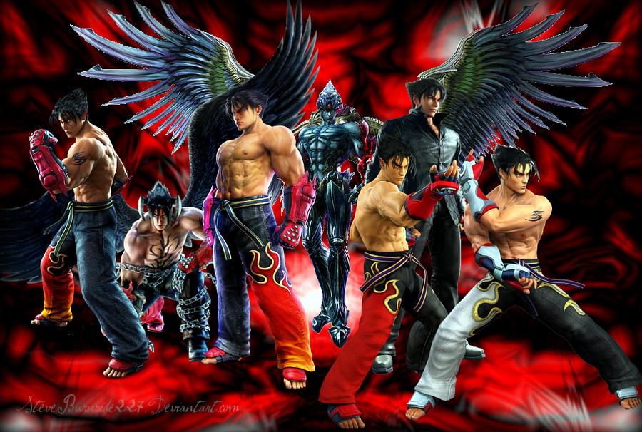 Tekken 7 Wallpaper Tekken jin wallpaper by 900x606