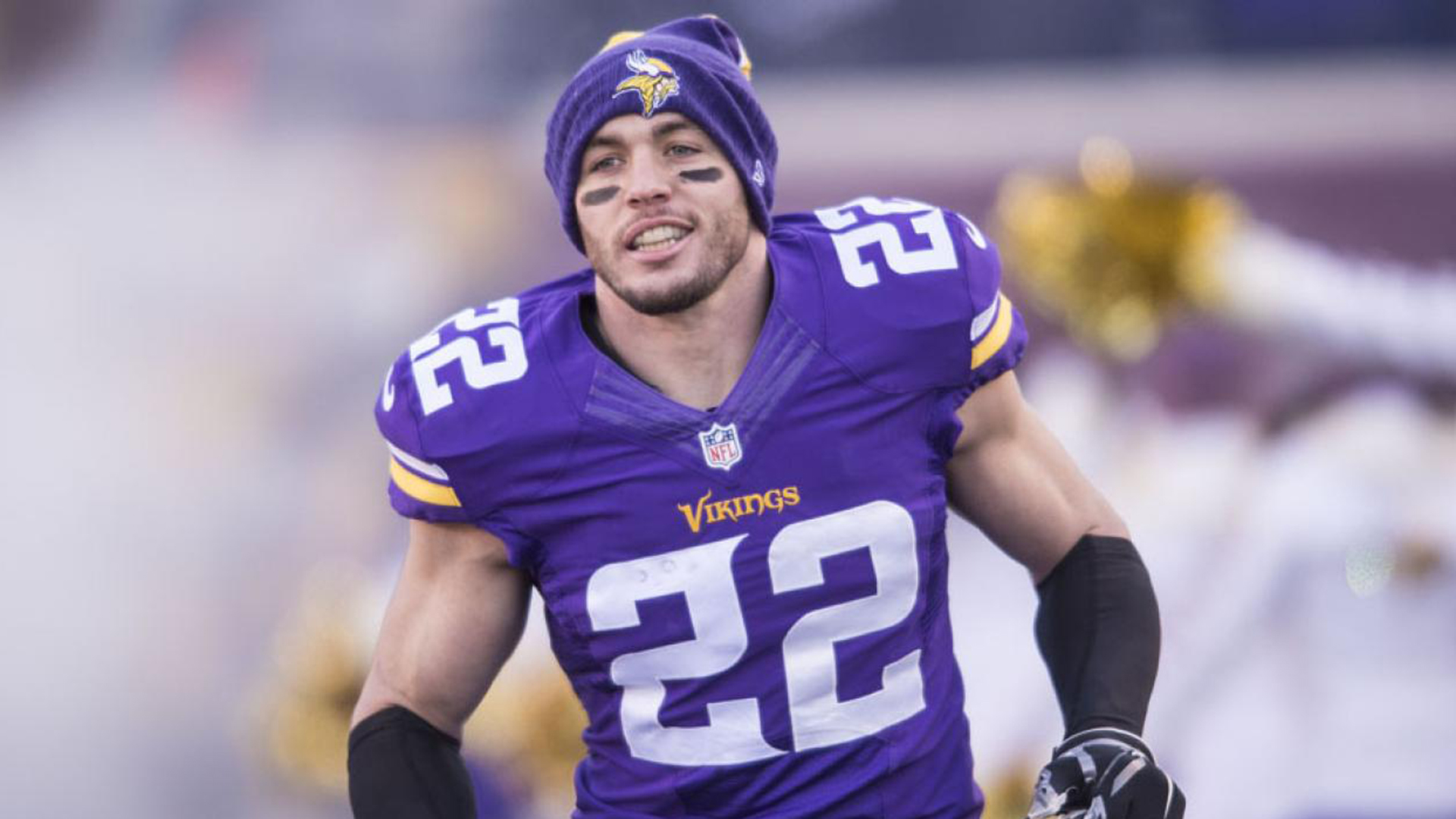 Vikings Harrison Smith I had zero thought of us scoring a 1920x1080