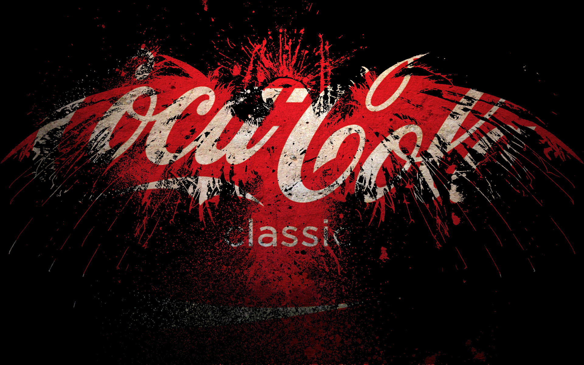 Coke a cola wallpaper wallpapersafari - Vintage coke wallpaper ...