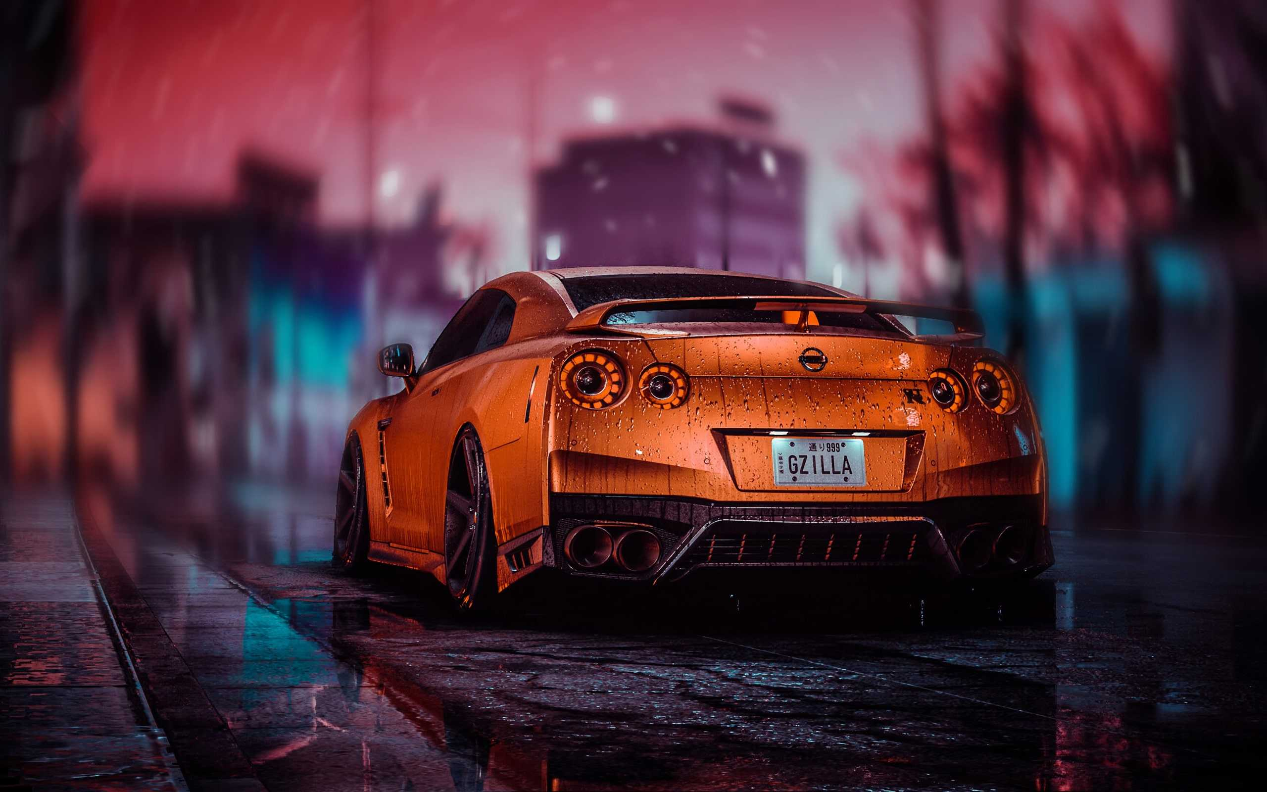 Nissan GTR Background   KoLPaPer   Awesome HD Wallpapers 2560x1600