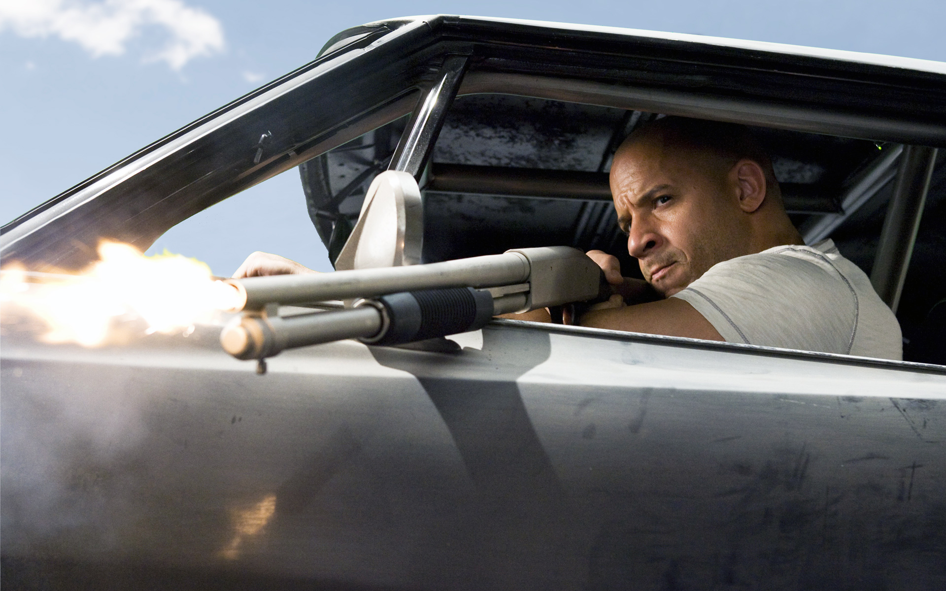 Vin Diesel Fast And Furious Wallpaper - WallpaperSafari