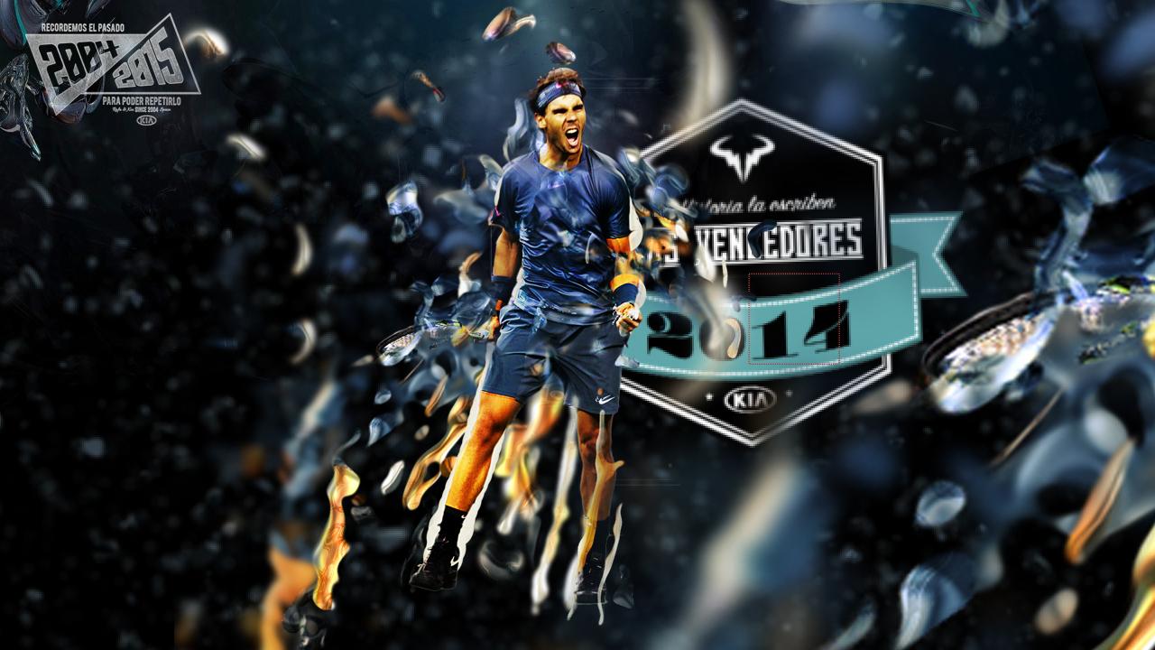 Rafael Nadal Kia Wallpapers 2014 Rafael Nadal Fans 1280x720
