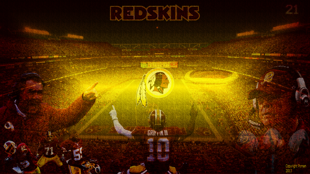 Redskins Wallpaper   Dr Odd 1024x576