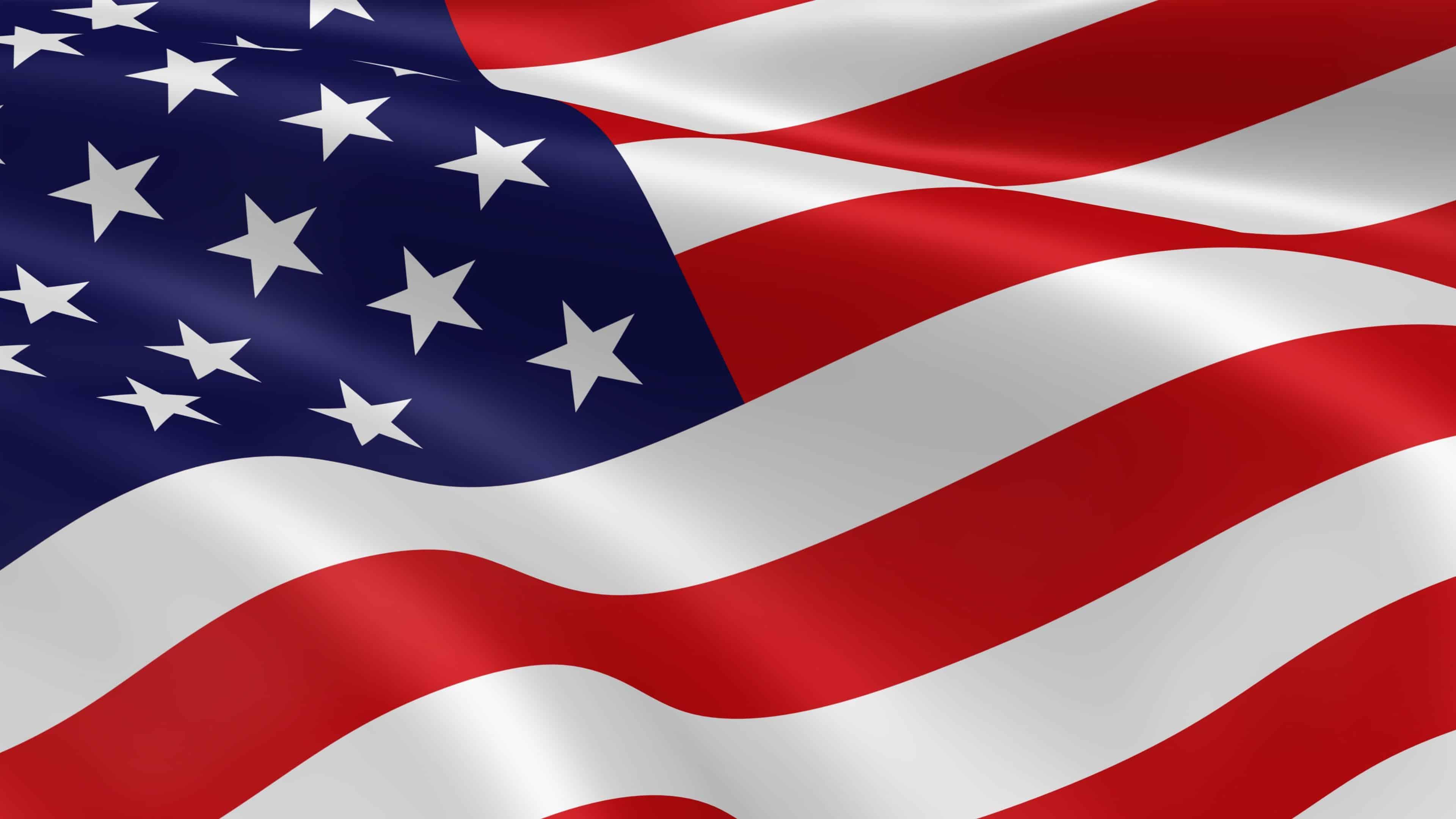 American Flag UHD 4K Wallpaper Pixelz 3840x2160